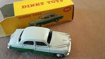 Dinky toys no 164 vauxhall cresta saloon mint boxed