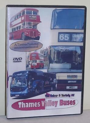The Colour & Variety Of Thames Valley Buses  -  Terminus Production Bus Dvd
