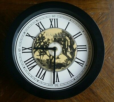 Eagles Unique Best Of Hanging Wall Clock Xmas Christmas Gift Idea Country Rock