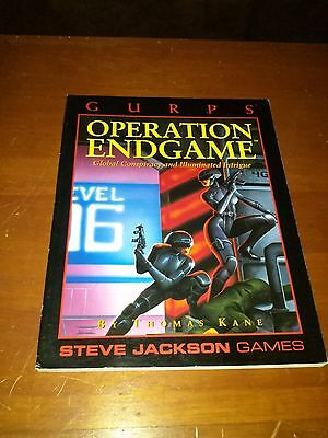 GURPS : Operation Endgame (VF Condition)