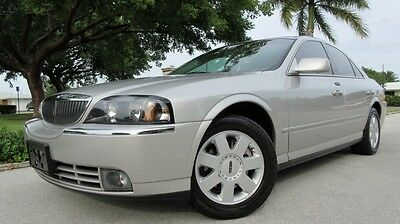 2004 Lincoln LS 4D 2004 LINCOLN LS LUXURY, CD, LEATHER, POWER EVERYTHING, LIKE NEW INSIDE AND OUT!!