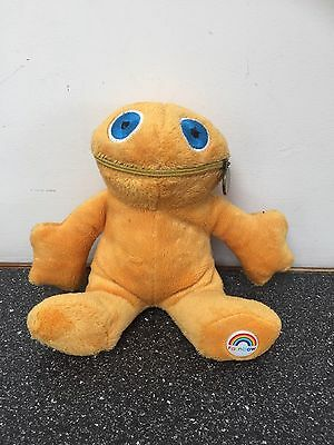 Fun Zippy Soft Toy From The Hit TV Show Rainbow