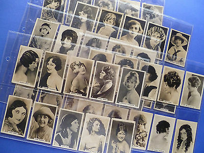 B.A.T. 1926. BEAUTIES, 2nd Series. Complete set.