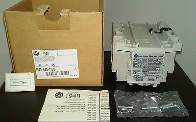 Allen-Bradley 194R-N60-1753 Disconnect Switch 60A, 3P, 600V New! FREE Shipping!