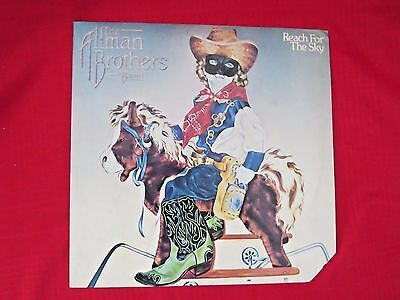 Allman Brothers Band LP - Reach for the Sky