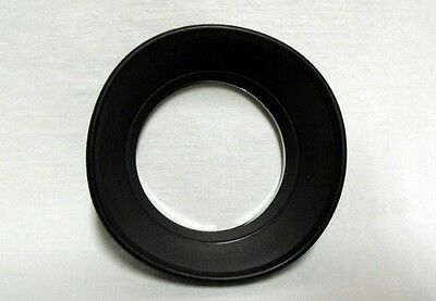 OEM Vintage OLYMPUS F/4 35-70mm Lens Rubber Hood Shade Excellent Condition