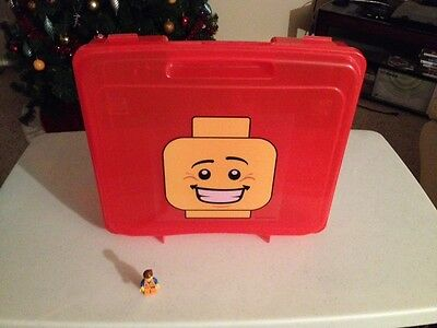 IRIS LEGO Project Case, Red
