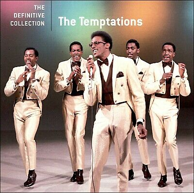 TEMPTATIONS * 18 Greatest Hits * NEW Sealed CD * All Original MOTOWN Recordings