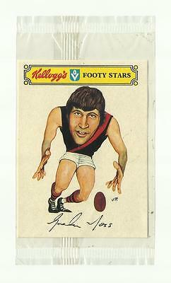 1974 Kelloggs Sticker in Wrapper ESSENDON Graham Moss