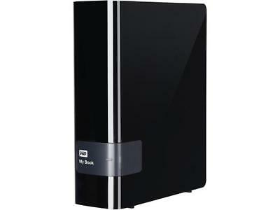 "WD My Book 2TB USB 3.0 3.5"" Hard Drives - Desktop External WDBFJK0020HBK Black"