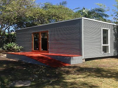 Granny flat / relocatable shed / weekender.