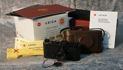 Leica 0-serie Camera with Anastigmat 50mm f/3.5 Vintage Rare New Germany
