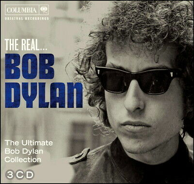 BOB DYLAN * 44 Greatest Hits * NEW  3-CD BOX SET * All Original Recordings *
