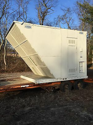 Aaon 45 ton 460 volt Air Conditioner condensing unit 2 circuit 4 compressors