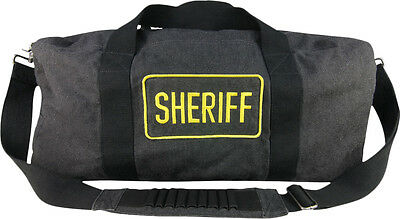 THE WALKING DEAD - Rick's Sheriff Duffel Bag (A Crowded Coop) #NEW