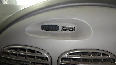 Ford Falcon AU XR6 Clock 1999