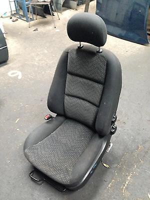 Holden COMMODORE VY - VZ Left Front Seat Cloth 10/02-09/07 Wrecking Car