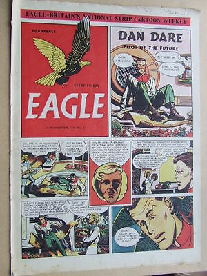 Eagle Vol 1 No 33 (1950). See listing for much cheaper combined shipping costs.