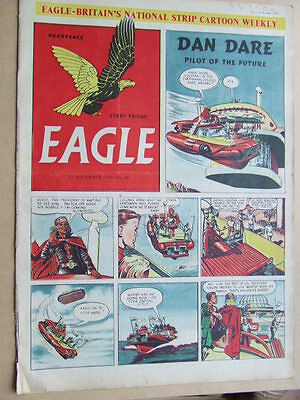 Eagle Vol 1 No 36 (1950). See listing for much cheaper combined shipping costs.