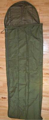 New British Army Surplus Warm Weather Sleeping Bag Jungle Desert Camping tent