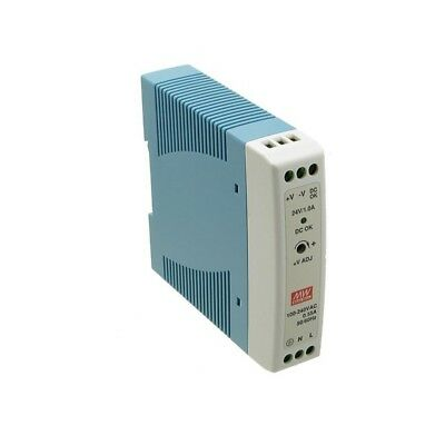 MDR-20-24 Pwr sup.unit pulse 24W 24VDC 1A 85÷264VAC 120÷370VDC 190g MEANWELL