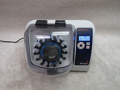 Biotage OMNI Bead Ruptor 24 Homogenizer for Laboratory Sample Preparation