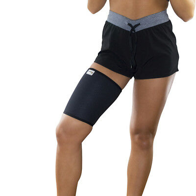 PhysioRoom Thigh Support-Stop Hamstring Injuries Compression Sports