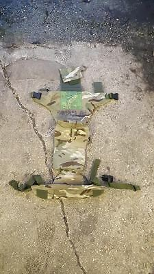 British Army Mtp Pelvic Protection Military Issue Tier 2 Multicam X Large
