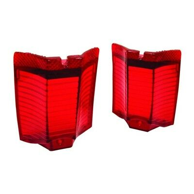 64 El Camino Tail Lamp / Light Lens - Pair