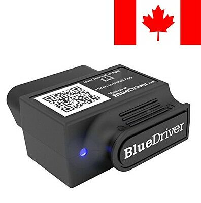 BlueDriver - Bluetooth Professional OBDII Scan Tool for iPhone®, iPad®, Androi