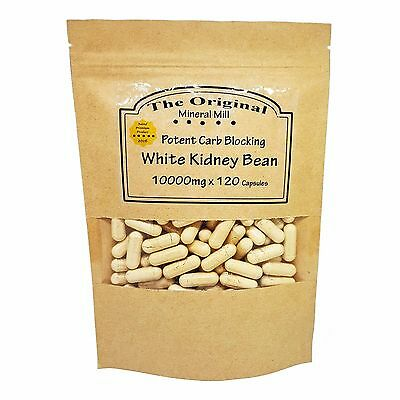 White Kidney Bean Extract, Highest Potency on Ebay, Weight Loss, Carb Blocker