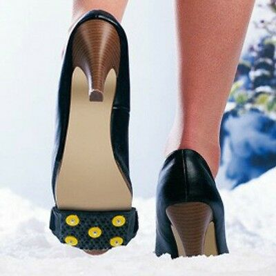 Snow Anti Slip Ice Grippers For High Heeled Shoes Grips