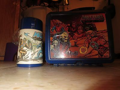 Masters Of The Universe Lunch Box & Thermos