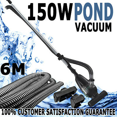 Jebao Fountain Pond Cleaner Vacuum PC-3 Garden Water Feature Automatic
