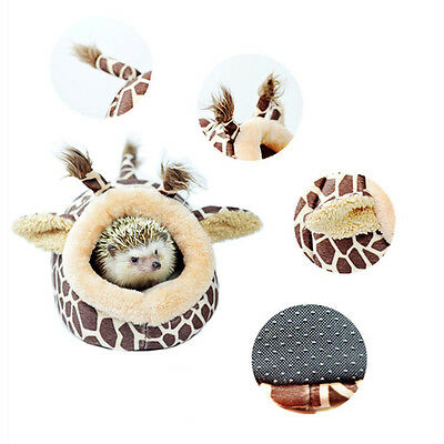 Hammock Small Animal Rat Hedgehog Squirrel House Bed Nest With Pad For Cage Hot