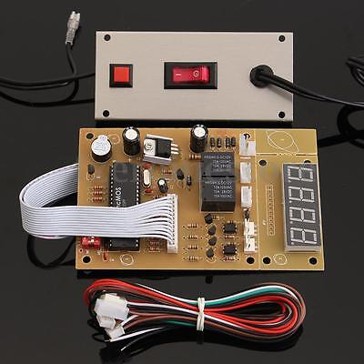 12V Time Control Timer Board Switch For Coin Acceptor Selector Washing Machine