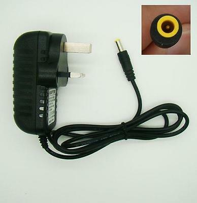 Generic UK 12V Adapter Charger For CASIO Keyboard AD-A12150LW Power Supply Cord