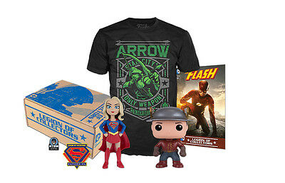 DC Legion of Collectors Funko POP! DC TV Box Flash, Arrow