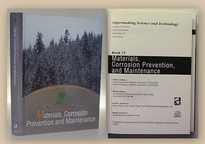 Aromaa Materials, Corrosion Prevention and Maintenance Books 15 1999 Technik xy