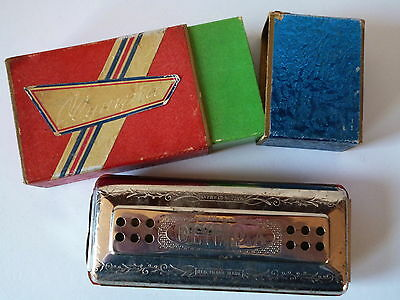 Allemagne - Harmonica Olympia 12 Cm