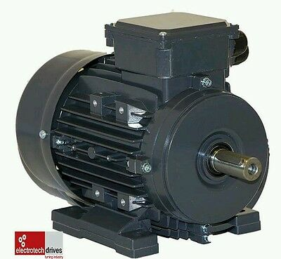 Electric Motor Three Phase 415Volt 0.55Kw 1400Rpm Ms801-4