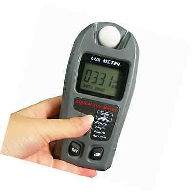 Leaton Digital Luxmeter Light Meter with LCD Display
