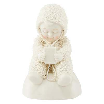Snowbabies Department 56 I.T. Baby Figurine New Boxed 4051888