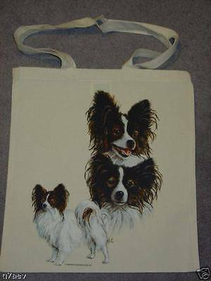 Papillon Design No 356 Printed Tote Shopping Bag
