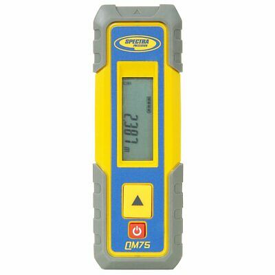 Spectra QM75 230-Foot Range Quick Measure Laser Distance Meter