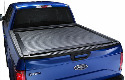 """Pace Edwards Switchblade Retractable Tonneau Cover for 04-14 Ford F150 6' 5"""" Bed"""