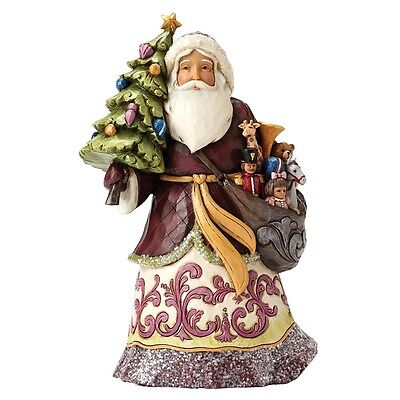 CHRISTMAS by Jim Shore - Give Kindness (Victorian Santa) 4053682 h.20,5 cm