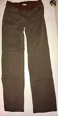 Brown Casual A Pea In The Pod Maternity Pants, Sz M