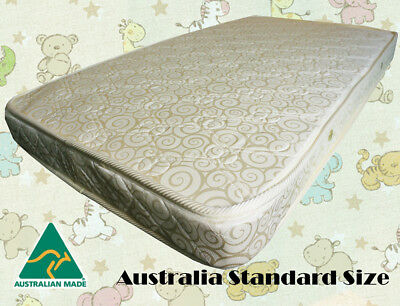 Foam Cot Mattress Australia Standard Size OZ made