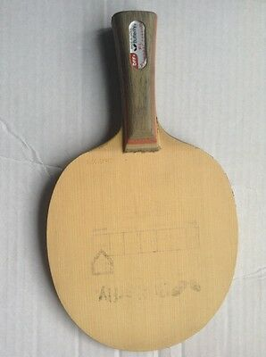Authentic Butterfly Vtg 90s Primorac Carbon Off + table tennis blade racket
